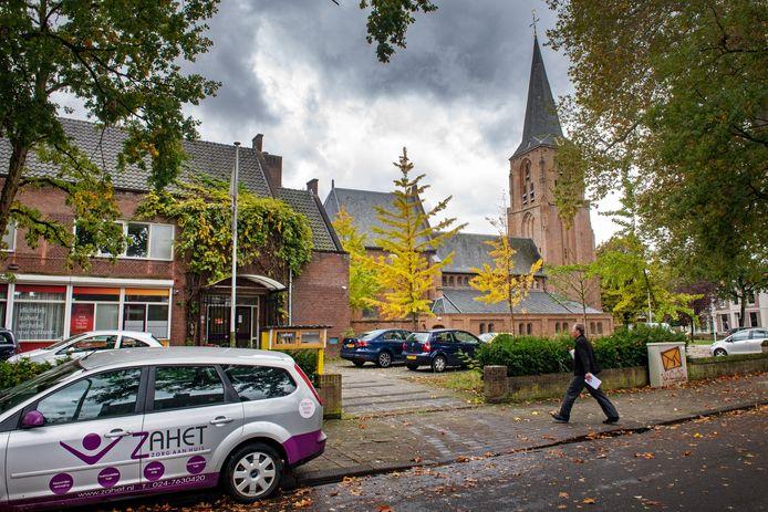 De zorglocatie aan de Schependomlaan 83 in Nijmegen.