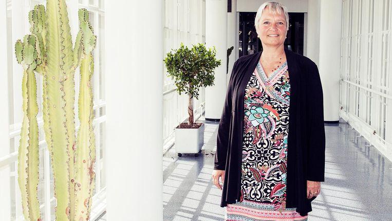 'In de staal gaat het om enorme investeringen, dus daar moet je goed op studeren' Beeld Linda Stulic