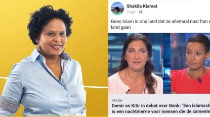 """Hasseltse N-VA-kandidate op Facebook: """"Geen islam in ons land, allemaal naar hun eigen land"""", partij wijst haar terecht"""
