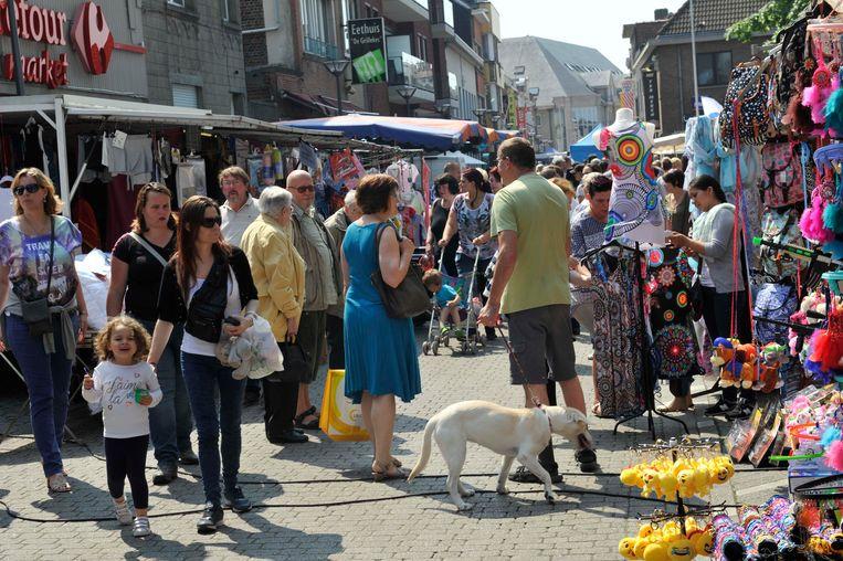 Het belooft maandag opnieuw gezellig druk te worden in de Zaventemse straten met de jaarmarkt.
