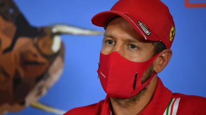 """Kritiek op Sebastian Vettel na eerste F1-weekend: """"Ik weet soms niet wat er met hem aan de hand is"""""""