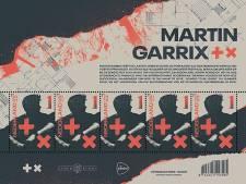 Postzegels Martin Garrix bevatten verborgen verrassing