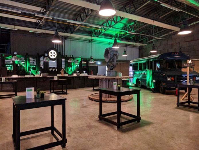 Hangar 10 kan gebruikt worden als restaurant, vinden de eigenaren.