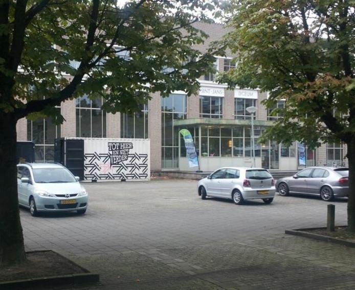Het Sint-Janslyceum in Den Bosch.