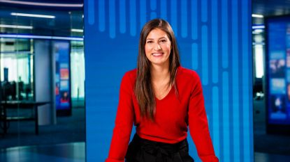 """Lies Vandenberghe debuteert als VTM-sportanker: """"Nieuws maken en vertellen deed ik al, het nieuwe zijn de camera's"""""""