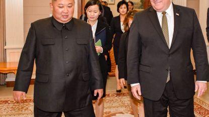 """Mike Pompeo ontmoet Kim Jong-un: """"Snel tweede topontmoeting regelen met Trump"""""""