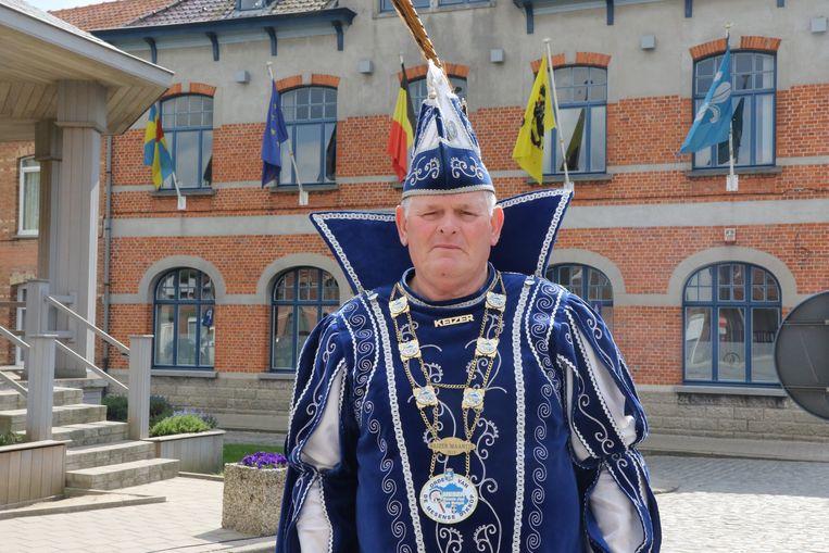 Ghislain Bossue, dé drijvende kracht achter Mesen Carnaval is zaterdag onverwacht overleden.