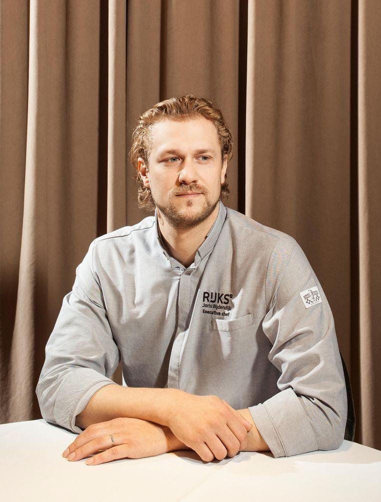 Joris Bijdendijk: 'In die keuken bij Pasta e Basta, toen ik die gasten bezig zag,besefte ik dat daar mijn toekomst lag' Beeld Friso Keuris