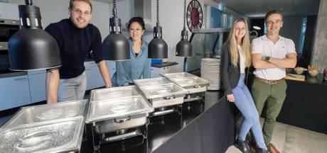 Pop-uprestaurant in De Kastanjefabriek in Eibergen: combideal voor wie blijft slapen