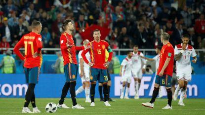 """Spaanse pers ondanks groepswinst bijzonder streng voor 'La Roja': """"De videoref is momenteel de 'beste speler' van Spanje"""""""