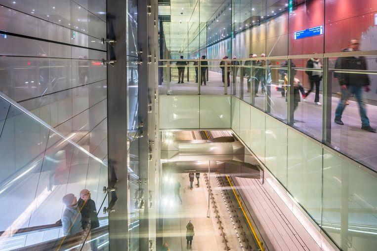 null Beeld Jannes Linders/Benthem Crouwel Architects