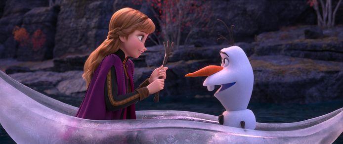 Frozen met Olaf