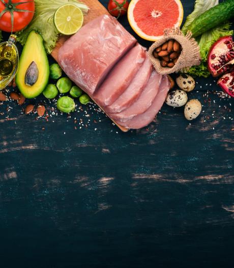 Nederlanders eten meer fruit en minder vlees
