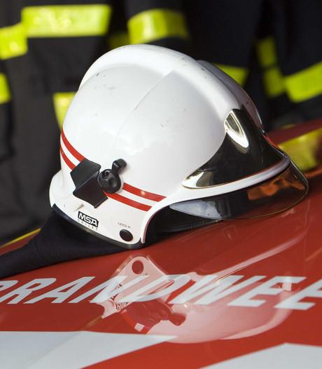 Uitslaande brand in schuur aan de Lekdijk onder controle
