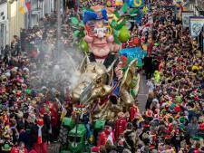 Carnaval in beeld: de mooiste foto's van afgelopen dagen