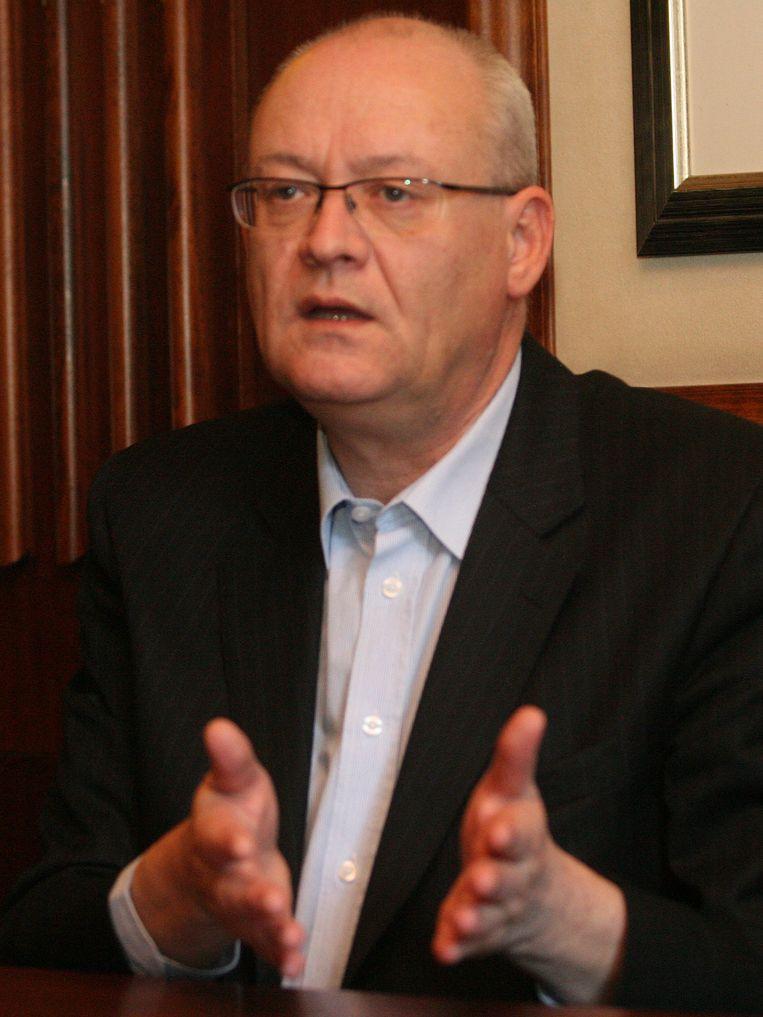 Ex-ondervoorzitter Peter Verdonck van KV Oostende