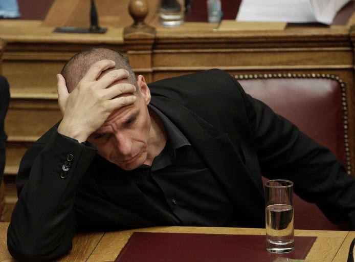 Yannis Varoufakis.
