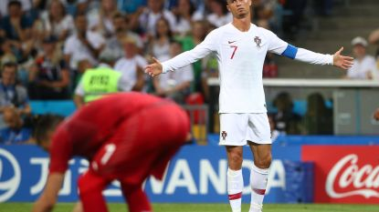 Na Messi mag ook Ronaldo inpakken: efficiënt Uruguay knikkert Portugal uit WK