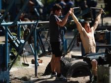 Geen fitnesspark in Wijchen  maar mobiele sportcontainer