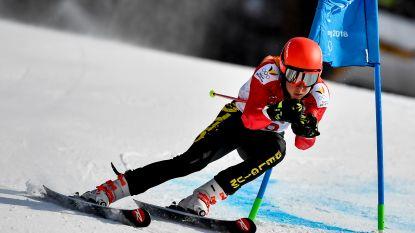 Sam Maes verovert brons in reuzenslalom op WK alpijnse ski voor junioren