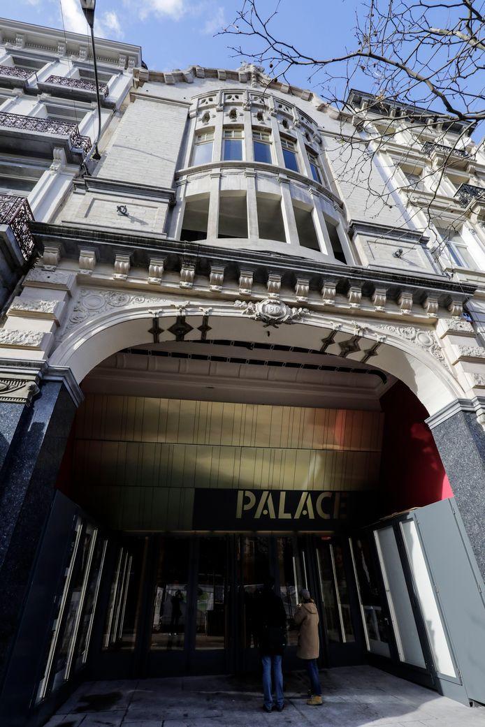 Cinema Palace.