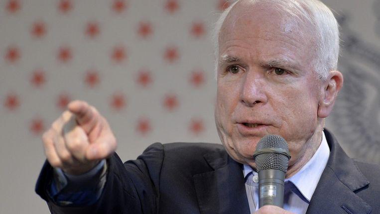 John McCain Beeld ANP