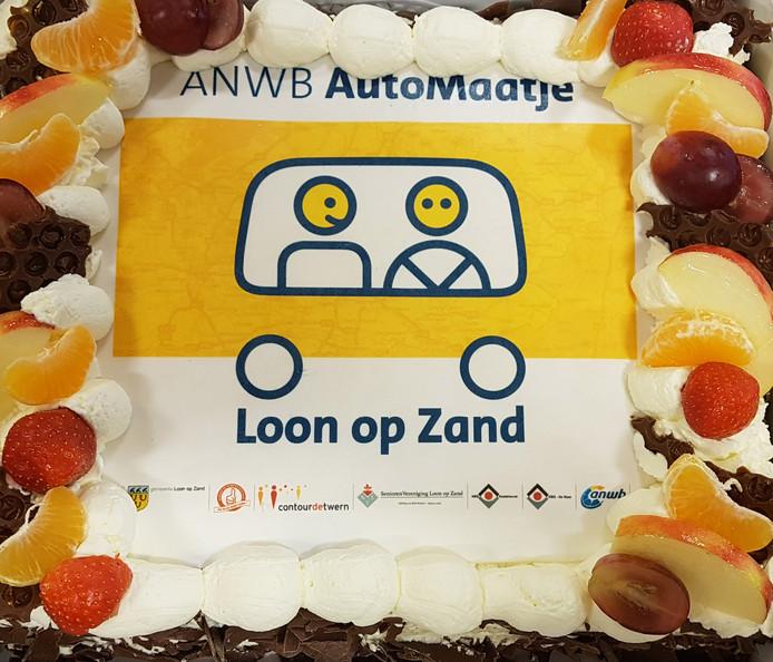 Misschien is er bij de aftrap van AutoMaatje Etten-Leur op 1 mei ook wel zo'n lekkere taart....