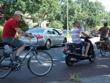 Lezers stemmen: fietsrotonde  Wipstrikkerallee meest onveilige plek in Zwolle