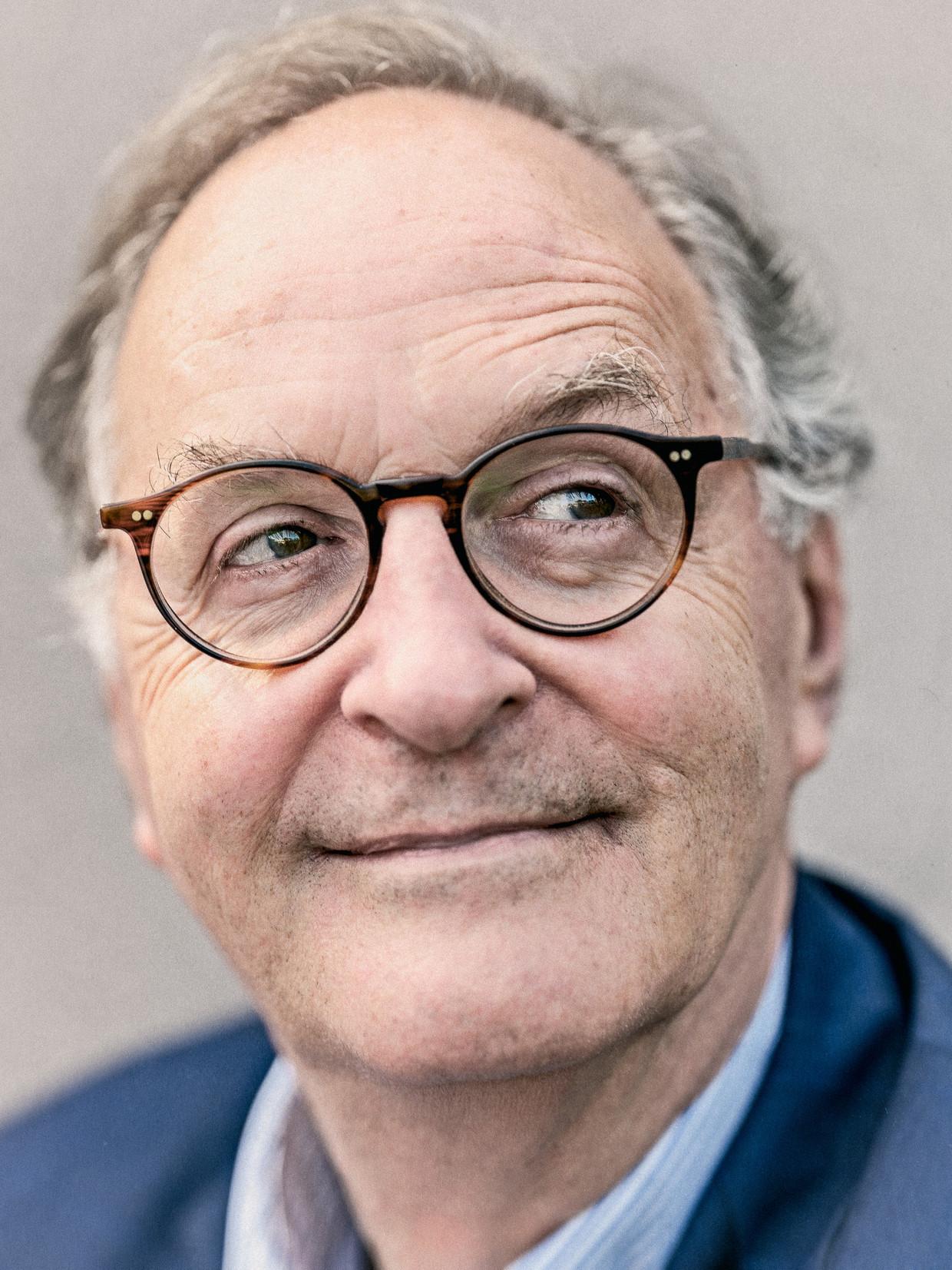 Alexander Rinnooy Kan, voormalig 'invloedrijkste man van Nederland' Beeld Jitske Schols