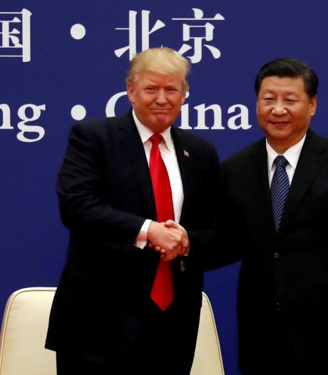 Dalende koersen in Brabant: hopen op Trump en Jinping