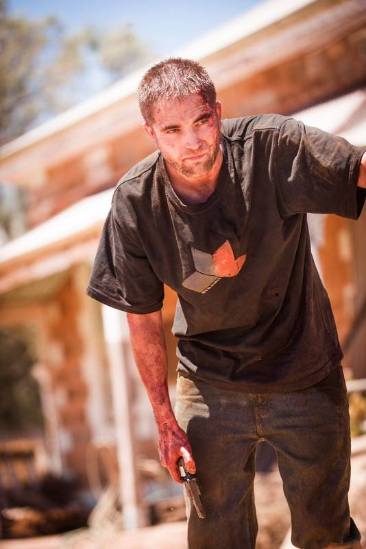 Robert Pattinson in 'The Rover'