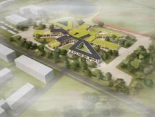 Parkje rond nieuwe Cornelia Zierikzee wordt publiek toegankelijk
