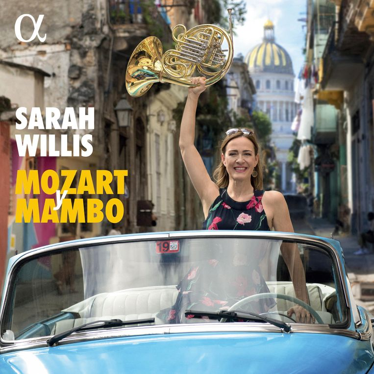 Sarah Willis – Mozart y Mambo. Beeld