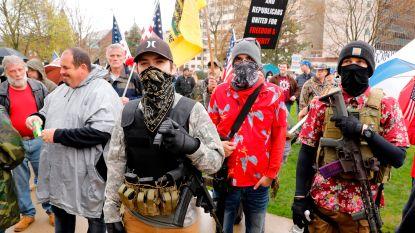 Wapens en Hawaii-shirts: nieuwe extremistische Boogaloo-beweging rukt op in VS en hoopt op burgeroorlog
