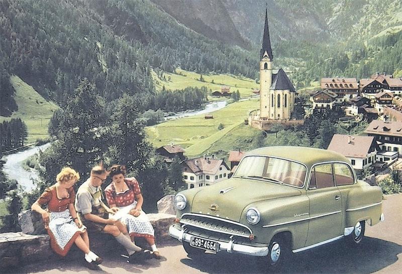 Opel Viert Sobere Verjaardag Foto Ad Nl