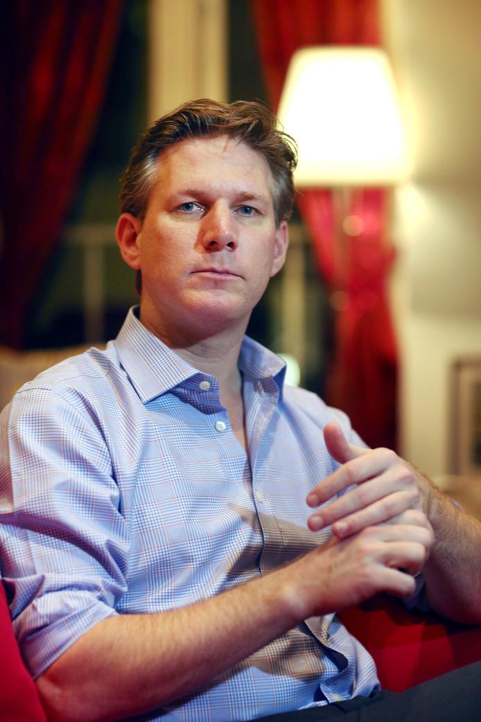 Jeffrey, onderhandelaar in crisisgebieden, onder andere in Raqqa.