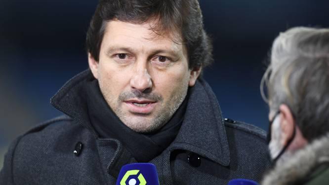 """Leonardo (PSG) na uitspraken van Neymar over Messi: """"Nu niet het moment om daarover te praten"""""""