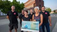 Beenhespkermis levert 5.000 euro op voor BuSO Sint-Franciscus