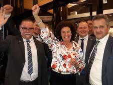 PVV de grote winnaar in Rucphen, RVP lost VVD af als grootste partij