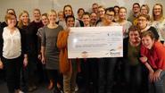 Dag van de Solidariteit levert 14.000 euro op