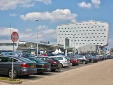 Parkeren op Eindhoven Airport 34 procent duurder dan in 2012