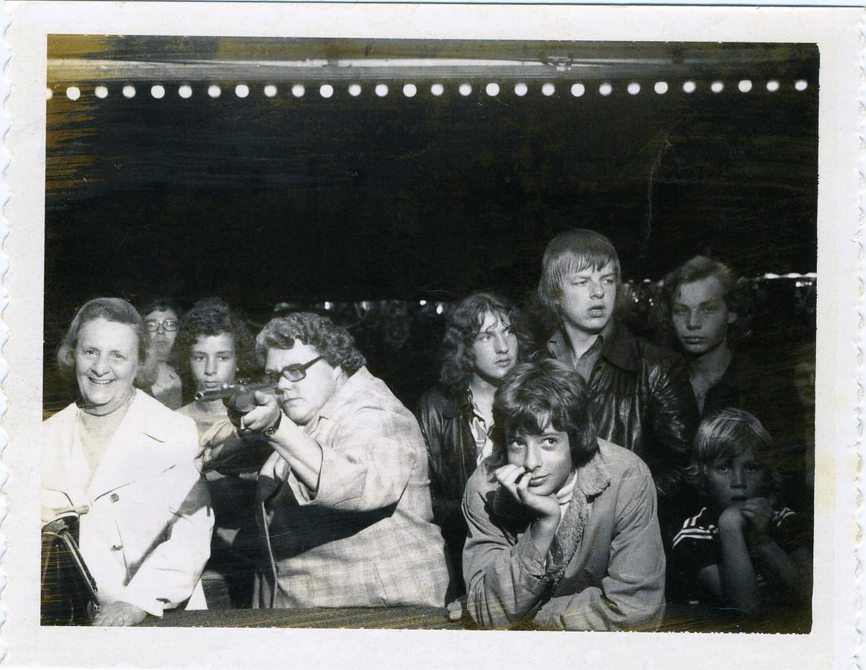 Ria in 1973.