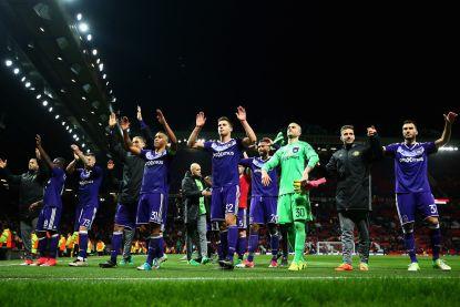 """Anderlecht oogst lof in Britse pers: """"Mensenlief, wat waren ze moeilijk af te schudden"""""""