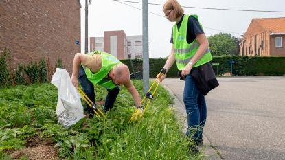 Grote schoonmaak op bedrijventerrein