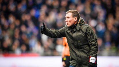 "Hannes Wolf en RC Genk moeten winnen op KVO: ""Onszelf geen extra druk opleggen"""