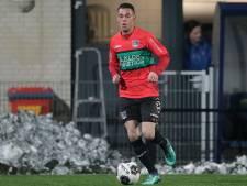 Jong NEC grijpt koppositie door nipte zege op concurrent Jong FC Twente