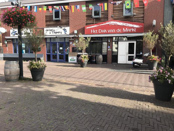 Café Het Dak van de Markt in Veenendaal.