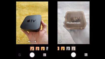 Fotofilter op OnePlus 8 Pro maakt plastic en kleding per ongeluk doorzichtig