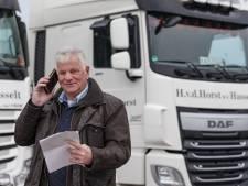 Einde Hasselter familiebedrijf Van der Horst, chauffeurs na overname aan de slag bij Fries transportbedrijf