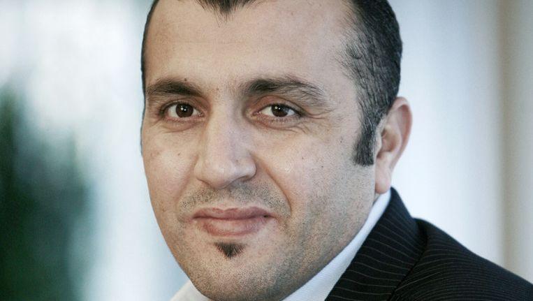 Achmed Baâdoud van de PvdA in Nieuw-West. Beeld anp